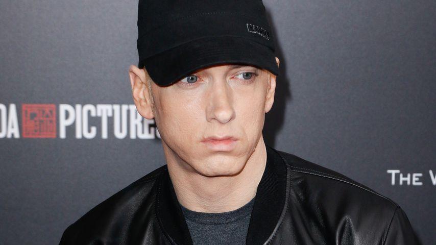 Ärger um Eminem: Rapper spielte Schuss-Sounds auf Konzert