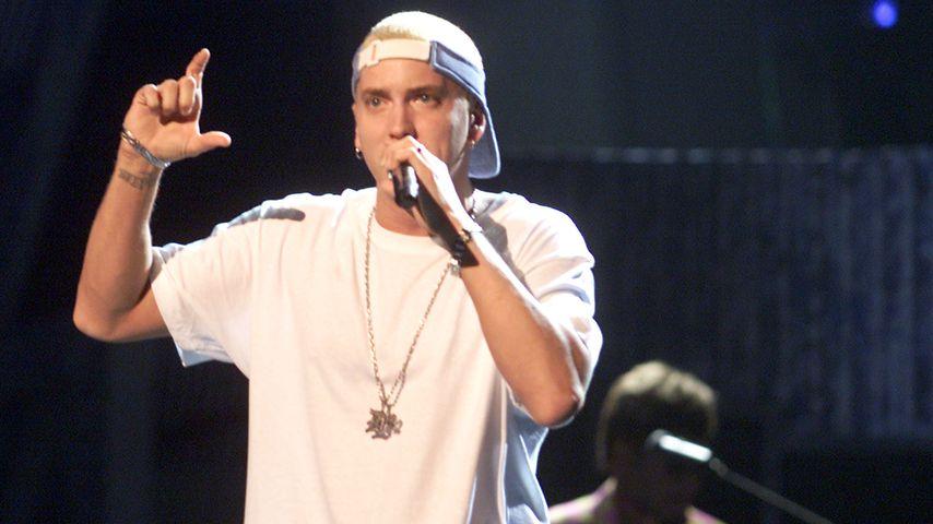 Eminem bei den Grammy Awards 2001