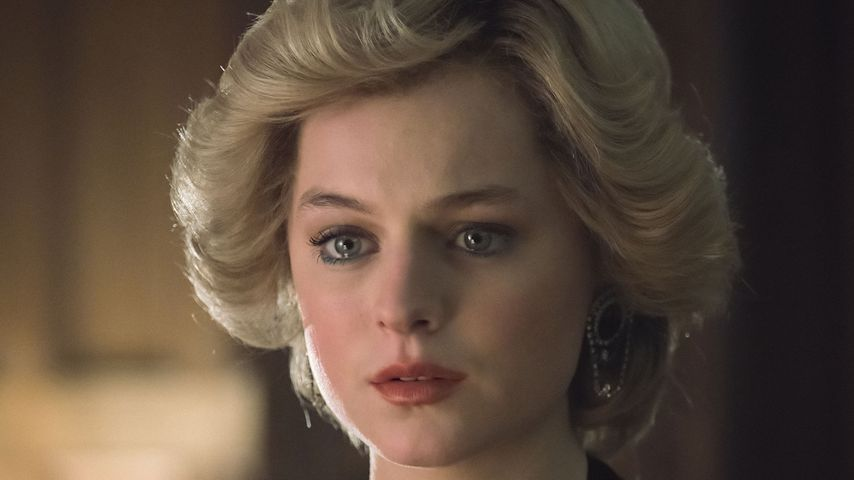 """Emma Corrin als Prinzessin Diana in der Netflix-Serie """"The Crown"""""""