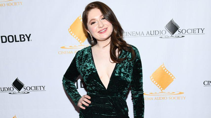 Emma Kenney bei den Cinema Audio Society Awards