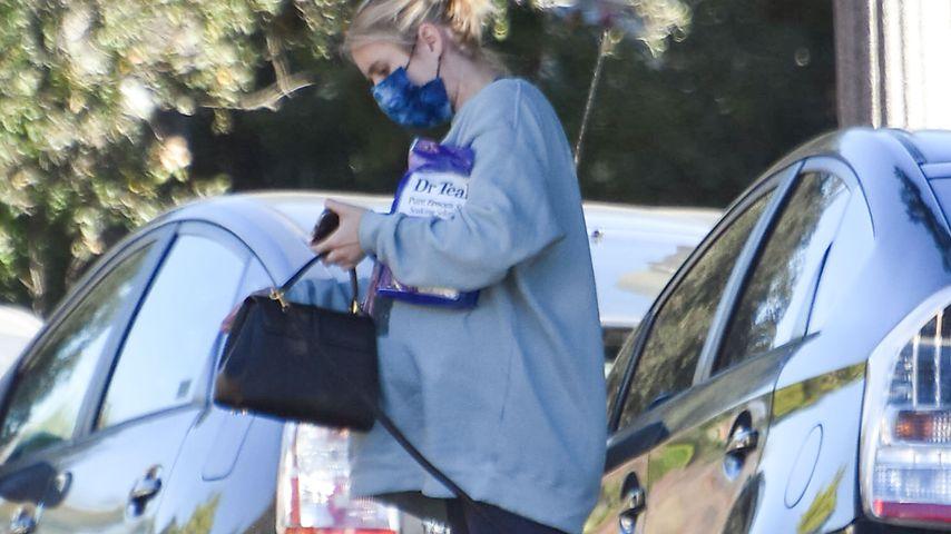 Megaprall! Emma Roberts beim Weihnachtsshopping gesichtet