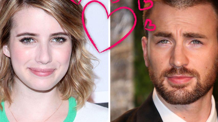 "Emma Roberts: ""Chris Evans, heirate mich!"""