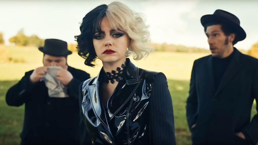 Emma Stone als Cruella de Vil