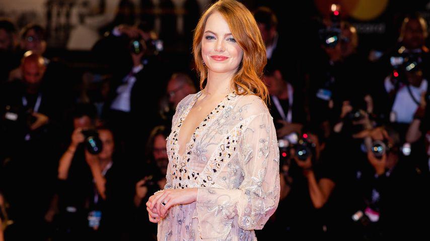Emma Stone bei den Filmfestspielen von Venedig