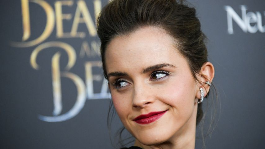 """Mega-Deal! Emma Watson reich dank """"Die Schöne und das Biest"""""""