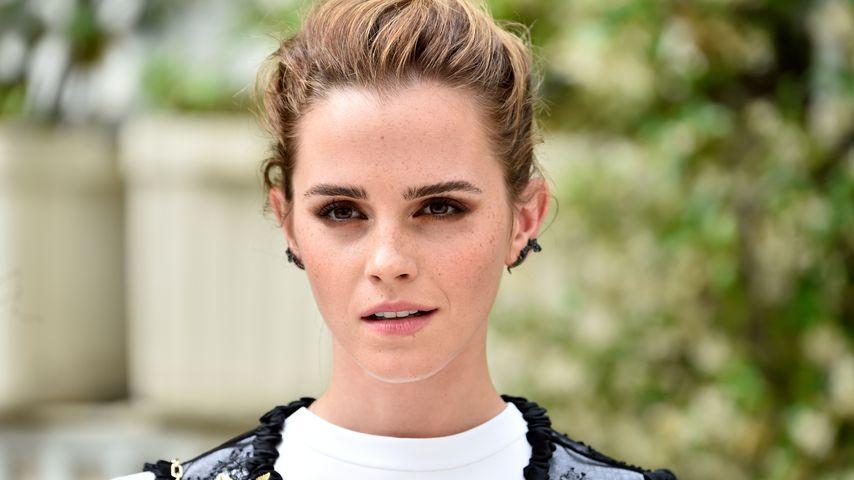 """""""Beziehung mit mir selbst"""": Emma Watson glücklicher Single!"""