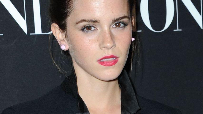 Countdown: Emma Watson soll in 4 Tagen nackt sein