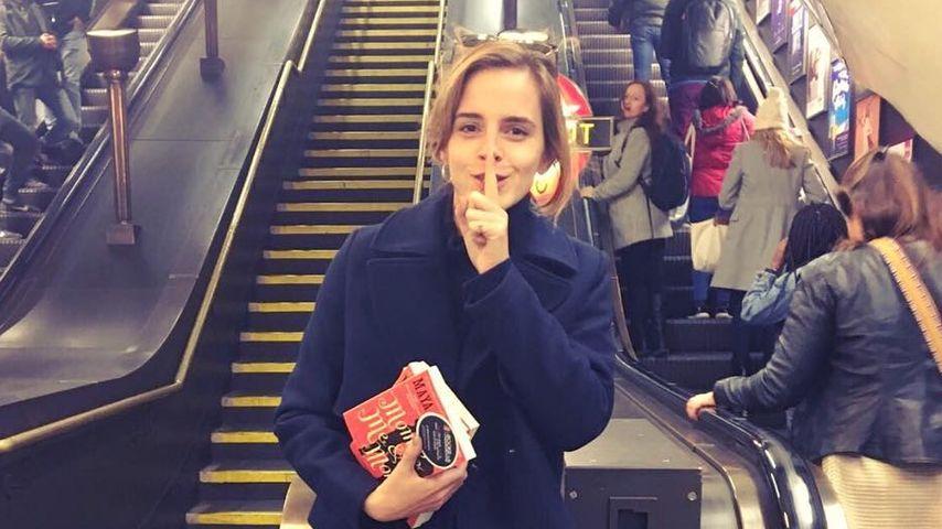 """""""Harry Potter""""-Darstellerin Emma Watson"""