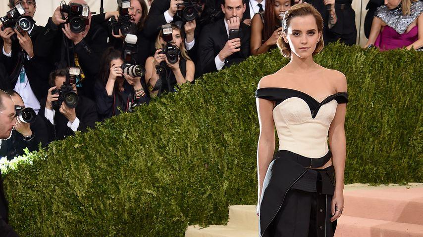 Emma Watson auf der MET-Gala 2016