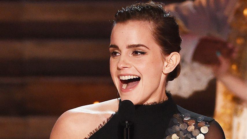 Gender-free: So feiert Emma Watson ihren historischen Award!