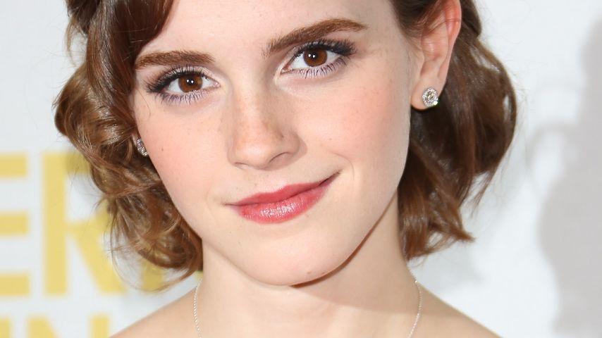 Emma Watson: Der Alltag war schwierig für mich