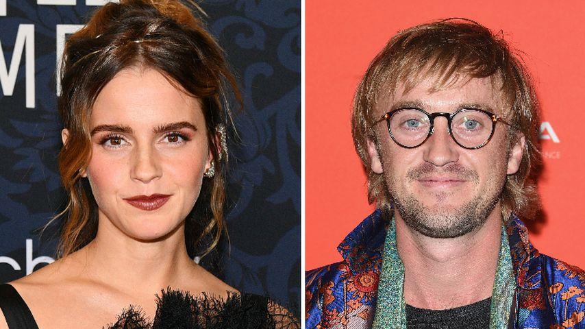 Dating-Gerüchte mit Emma Watson: Das sagt Tom Felton dazu!