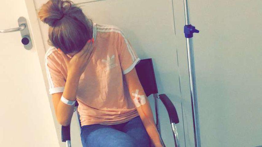 Simon Desue in Sorge: Girlfriend Enisa im Krankenhaus!