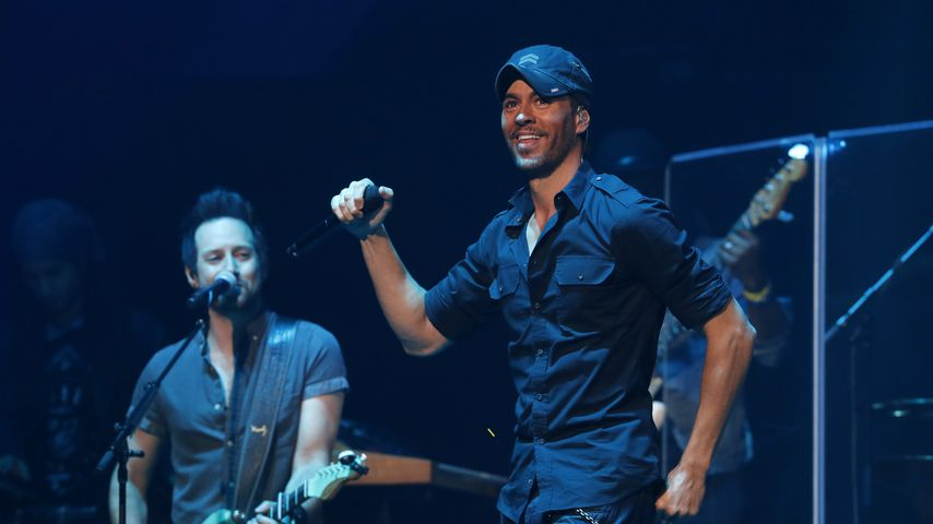 Echt jetzt? Sänger Enrique Iglesias wird heute 45 Jahre alt