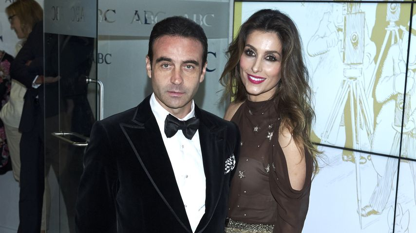 Enrique Ponce und Paloma Cuevas in Madrid, Dezember 2016