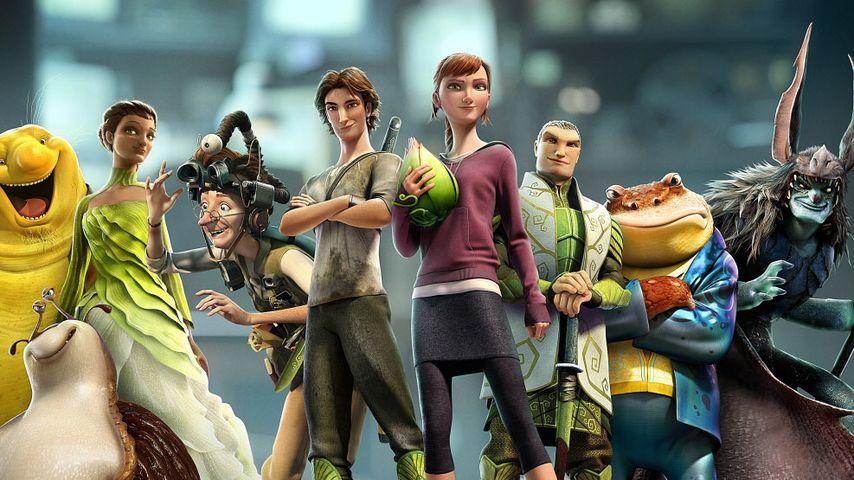 """Seht hier den 1. Trailer zum Animationsfilm """"Epic"""""""