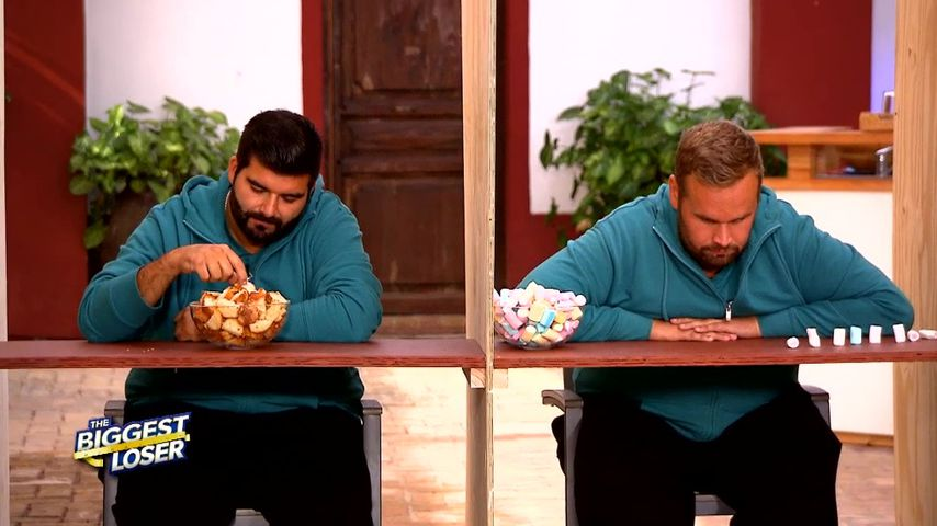 """Ercan und Julian bei """"The Biggest Loser"""""""