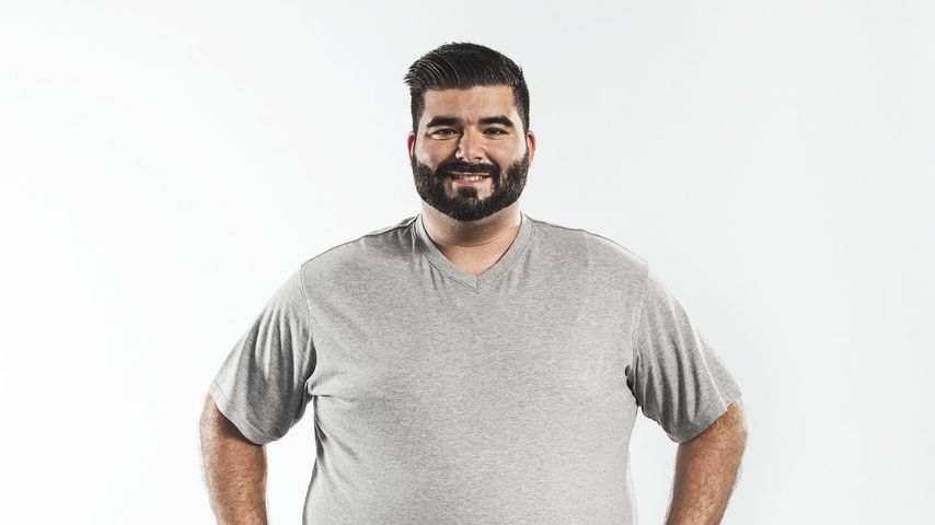 "Ercan, Kandidat bei ""The Biggest Loser"" 2019"