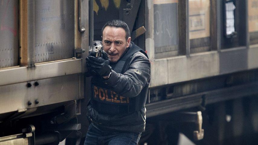 """Erdogan Atalay in einer Szene von """"Alarm für Cobra 11"""""""