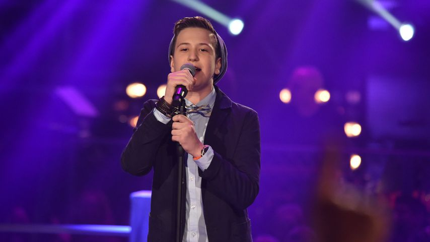 """Eric bei """"The Voice Kids"""""""