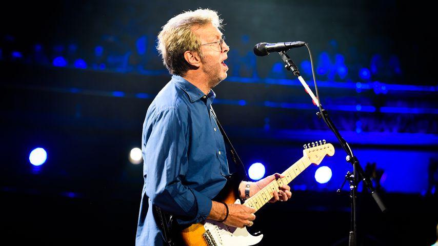 Eric Clapton, Sänger
