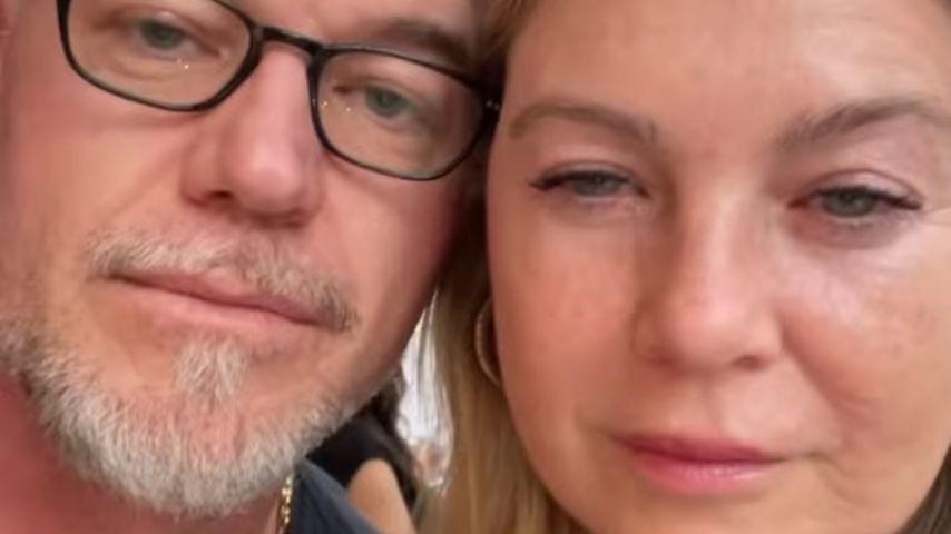Eric Dane und Ellen Pompeo, Schauspieler