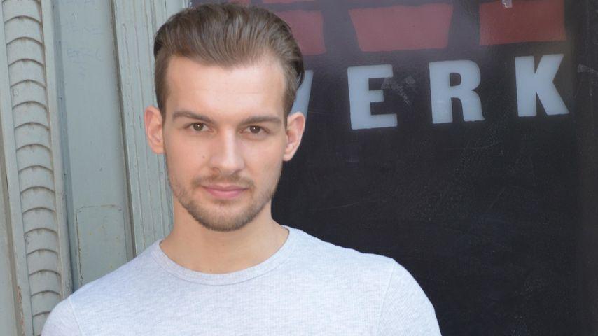 Drogen-Beichte! GZSZ-Star Eric Stehfest nahm Crystal Meth