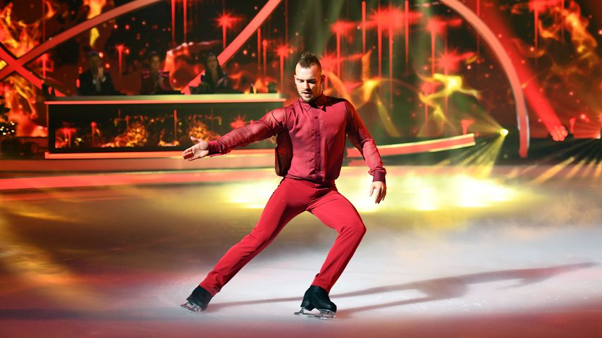 "Eric Stehfest, ""Dancing on Ice""-Kandidat 2019"