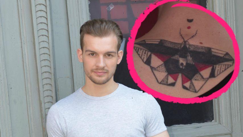 GZSZ-Eric erklärt: Das bedeutet sein Tattoo!
