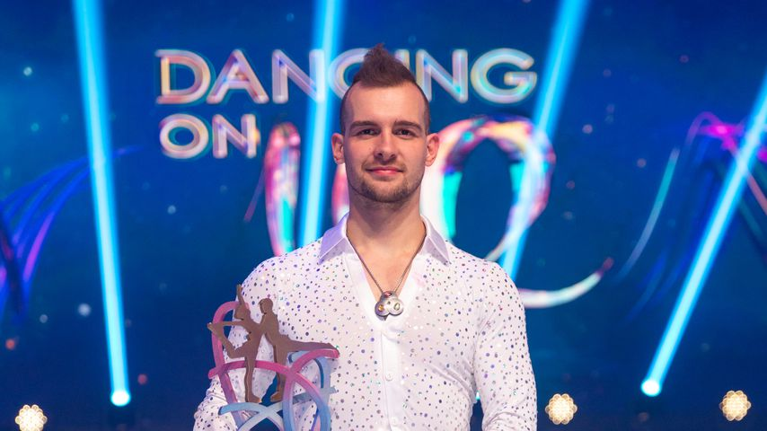 """Eric Stehfest bei """"Dancing on Ice"""" 2019"""