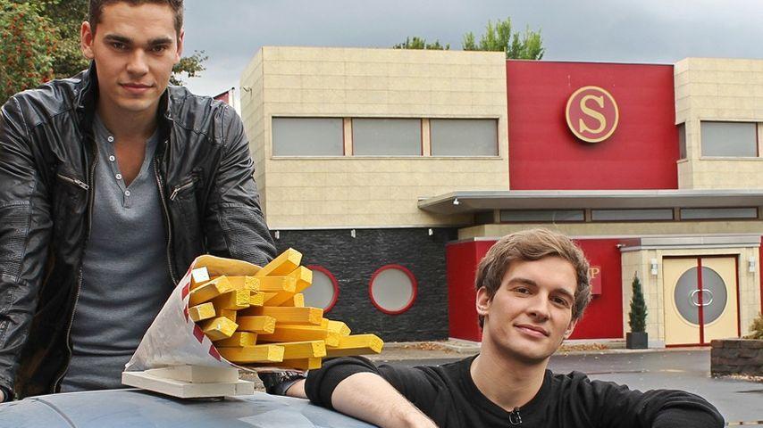 Eric Stehfest und Carlo Degen