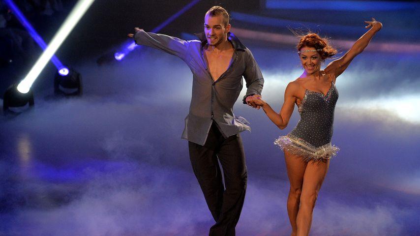 Eric Stehfest und Oana Nechiti bei Let's Dance