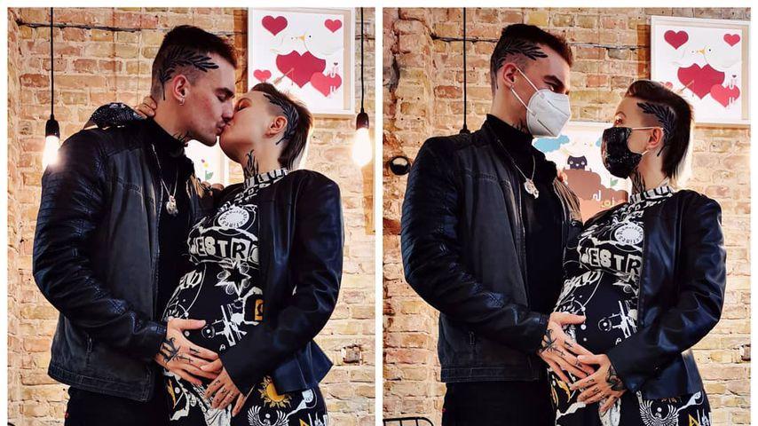 Eric und Edith Stehfest im November 2020