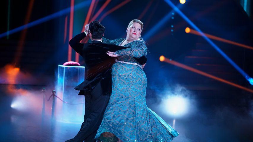 """Erich Klann und Ilka Bessin bei """"Let's Dance"""" 2020"""