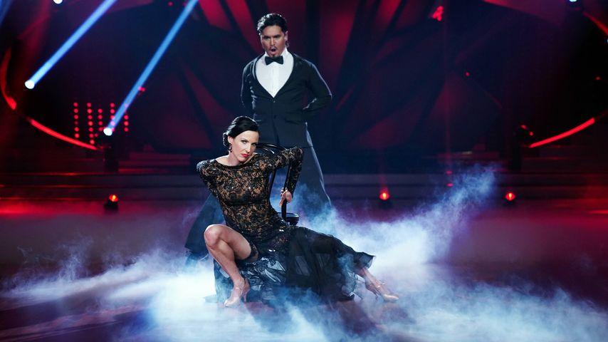 """Erich Klann und Sabrina Mockenhaupt, """"Let's Dance"""" Show zwei"""
