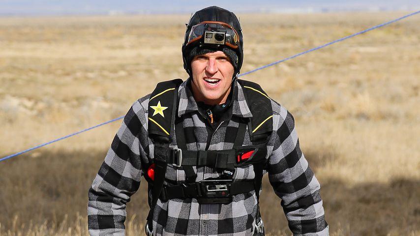 Schrecklich: MTV-Star Erik Roner stirbt bei Skydiving-Unfall