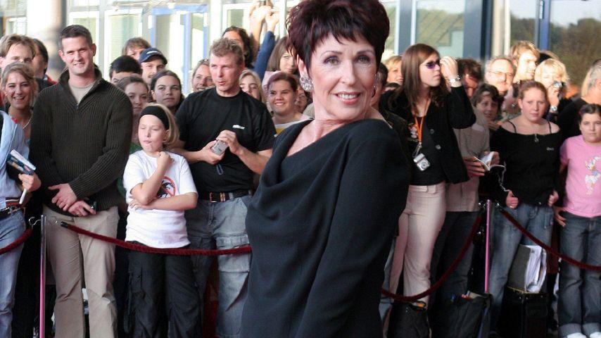 Erika Berger bei einer Award-Show in Köln