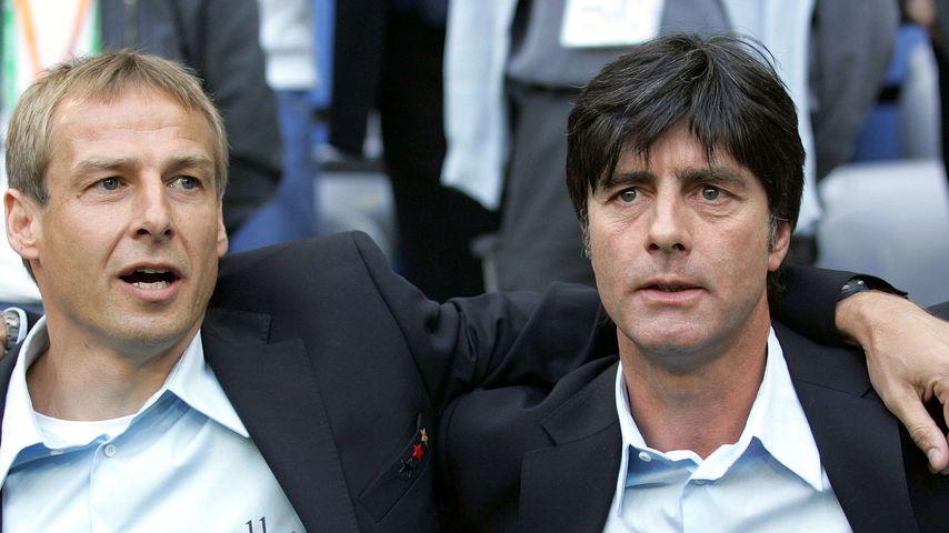 90 Minuten Feinde! Klinsmann & Löw im WM-Duell