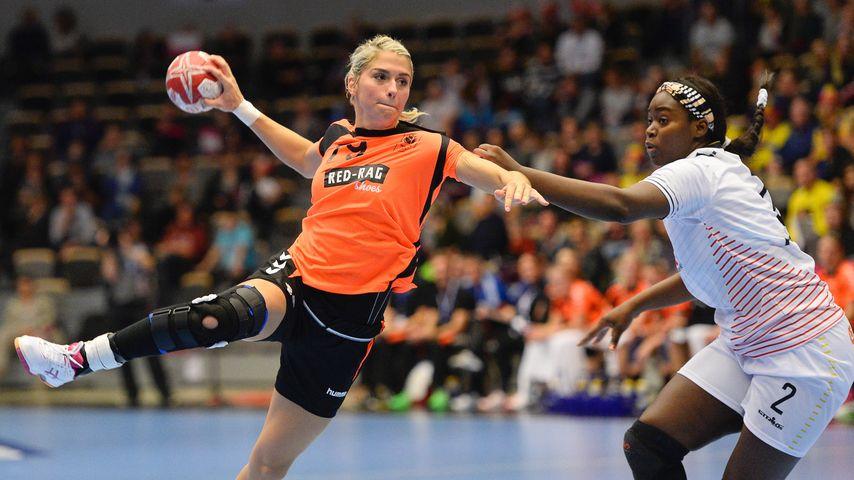 Handballerin Estavana Polman