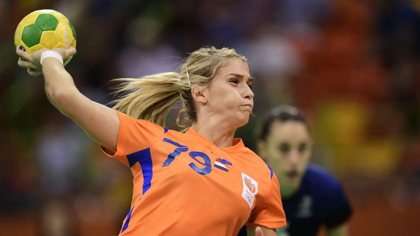 Estavana Polman bei den Olympischen Spielen 2016
