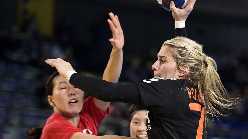 Estavana Polman bei der Qualifikation für die Olympischen Spiele in Rio 2016