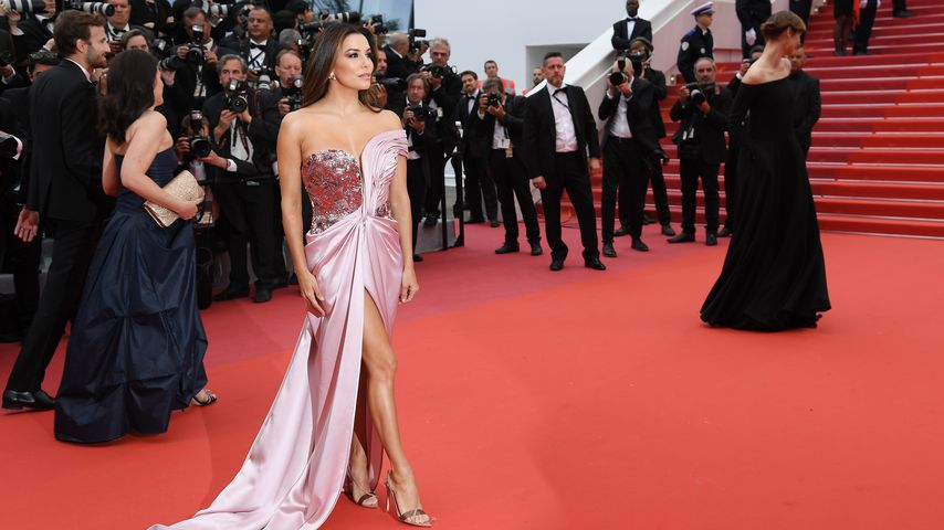 Nach Fitness-Marathon: Eva Longoria bezaubert in Cannes!