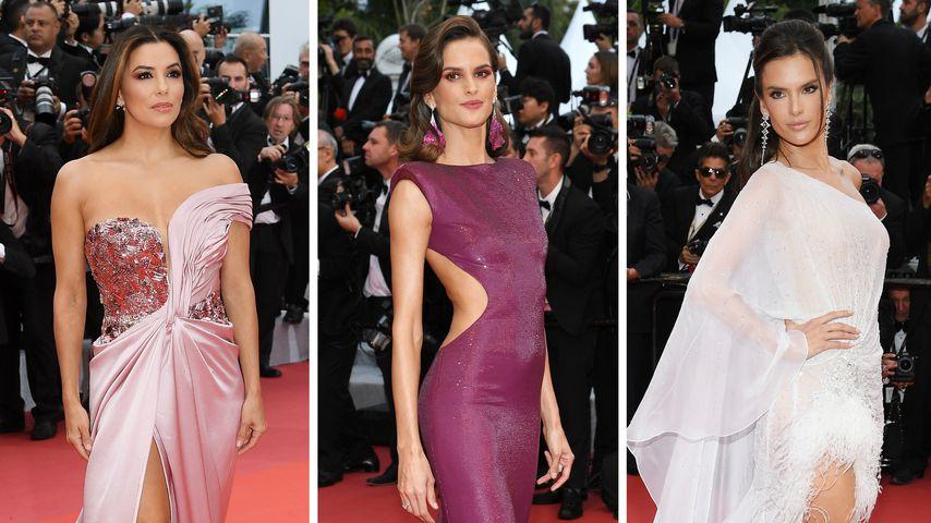 Traumhafte Roben & teurer Schmuck: Die Looks von Cannes 2019