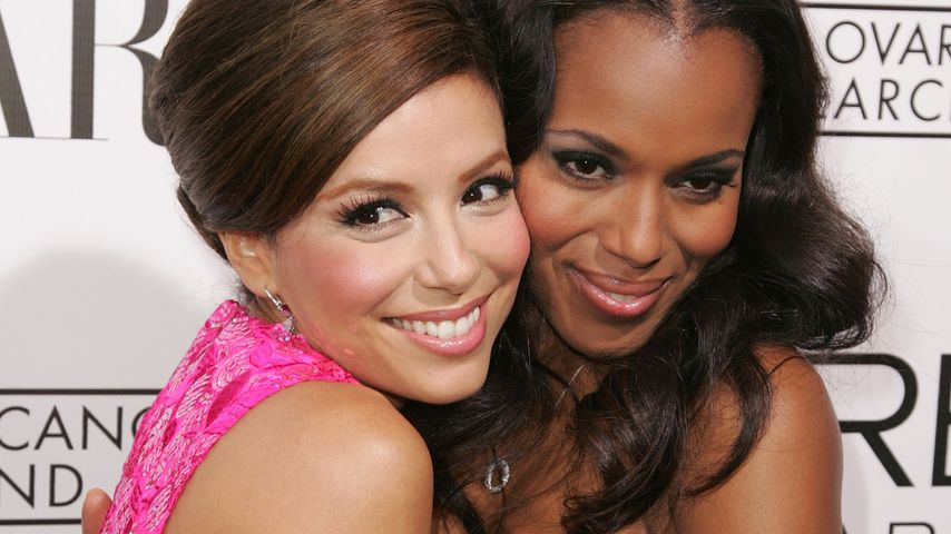Eva Longoria und Kerry Washington 2007 in Los Angeles