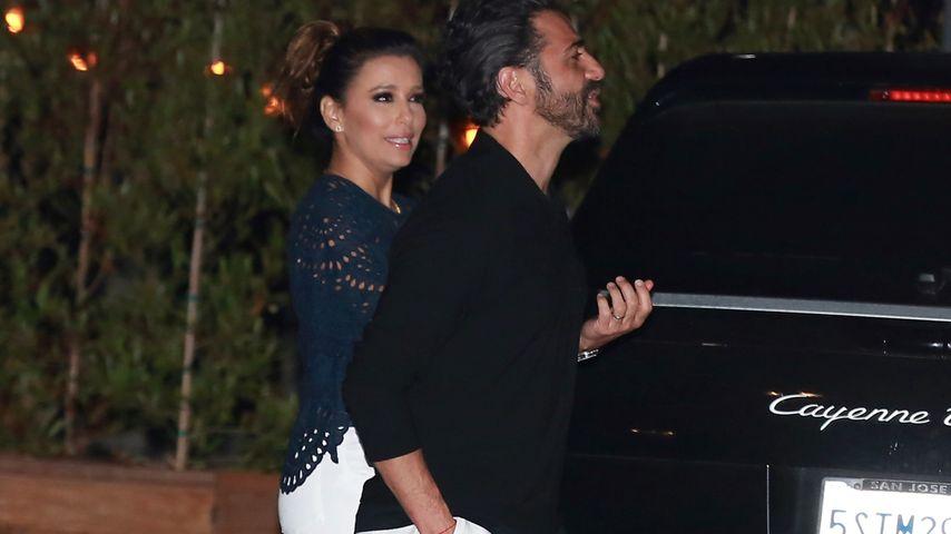 Eva Longoria & José Bastón: So gut steht ihnen die Ehe
