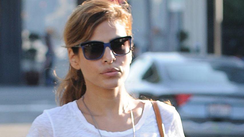 Showbiz ade: Neu-Mama Eva Mendes will nicht mehr