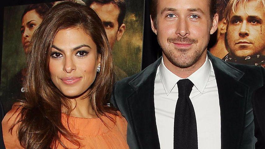 Eva Mendes & Ryan Gosling: Ist ihr Baby längst da?