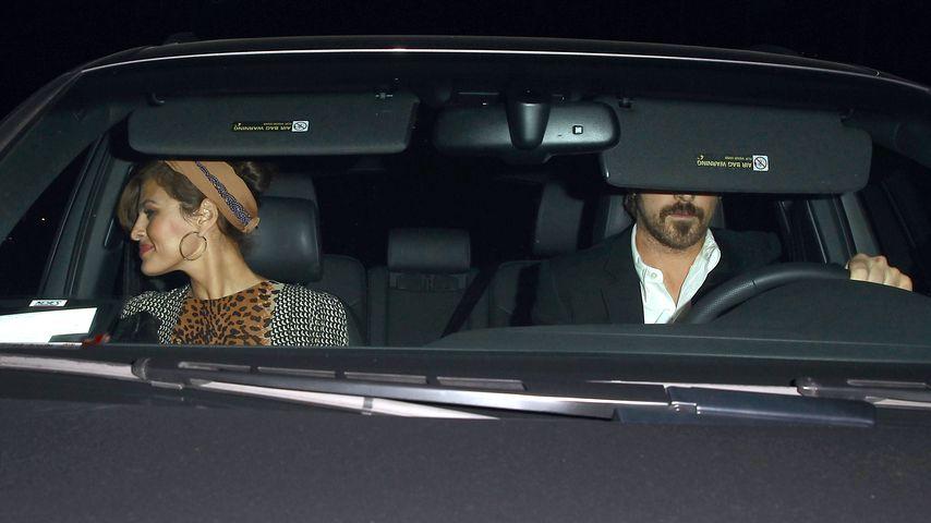Süß! Eva Mendes & Ryan Gosling daten wieder