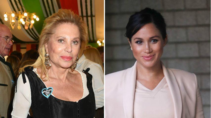 Prinzessin Madeleines Schwiegermutter lobt Herzogin Meghan