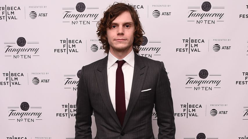 Evan Peters beim Tribeca Film Festival